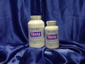 MSM Capsules (Methyl Sulfonyl Methane)