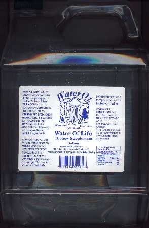 Water of Life Supplement
