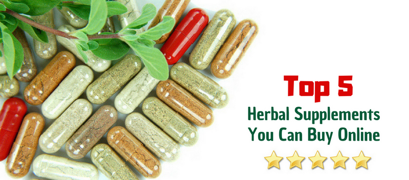 Top 5 Herbal SupplementsYou Can Buy Online