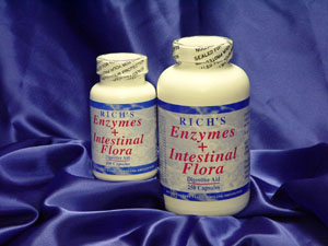 Enzymes and Intestinal Flora